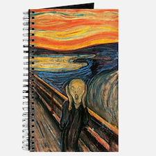 The Scream - Der Schrei der Natur Journal