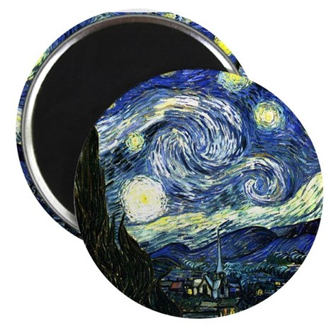 starrynight light1 png Magnets