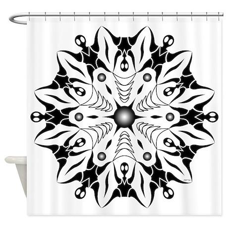 Sex position shower curtain
