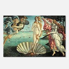 Birth of Venus Postcards (Package of 8)
