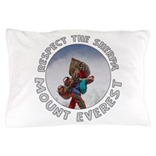 Respect The Sherpa-Everest-1 Pillow Case