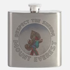 Respect the Sherpa-Everest-1 Flask