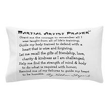Karate Black Belt Pillow Case