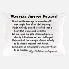Karate Black Belt Pillow Case
