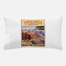 Grand Canyon Pillow Case