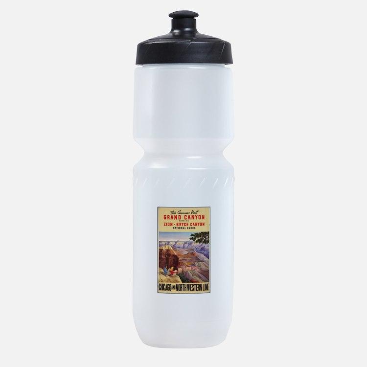 Grand Canyon Sports Bottle
