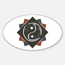 Classic Yin Yang Decal