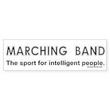 Marching Band Bumper Bumper Sticker
