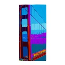 Unique Golden gate bridge Beach Towel