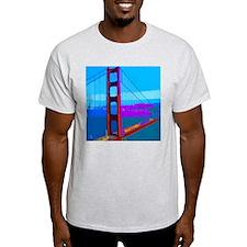 Unique Golden gate bridge T-Shirt