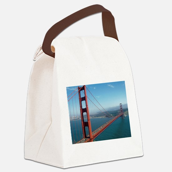 Travel Canvas Lunch Bag