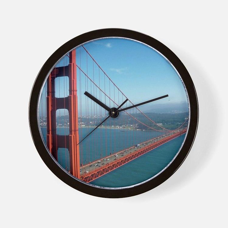 Golden Gate Bridge Clocks