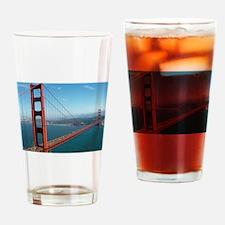 Unique Golden gate bridge Drinking Glass