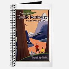 Pacific Northwest Vintage Art Journal