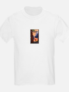 Pacific Northwest Vintage Art T-Shirt