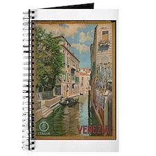 Venice Italy Vintage Art Journal