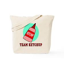 Team Ketchup Tote Bag