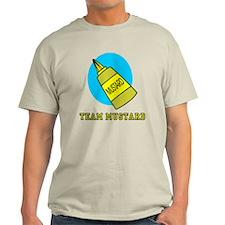 Team Mustard Light T-Shirt