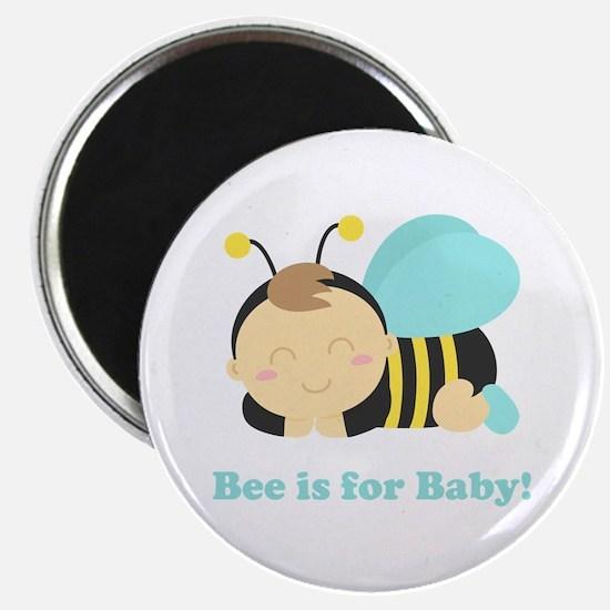 sleeping-baby-bee-cafepress Magnets