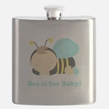 sleeping-baby-bee-cafepress Flask