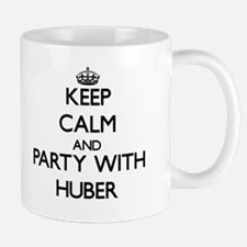 Keep calm and Party with Huber Mugs