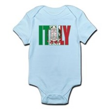 Italy Coat of Arms Body Suit