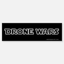 Drone Wars Bumper Bumper Bumper Sticker