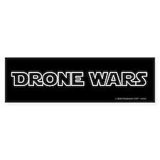 Drone Wars Bumper Bumper Sticker