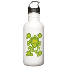 The Green 70's year st Water Bottle