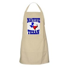 Native Texan BBQ Apron