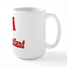 Canada Flag - Newfoundland  Mug