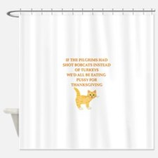 T3 Shower Curtain