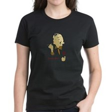 Party girl with cigar T-Shirt