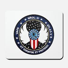 NROL-41 Program Logo Mousepad