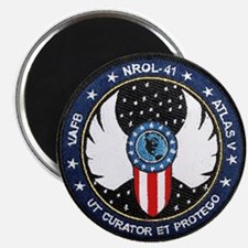 NROL-41 Program Logo Magnet