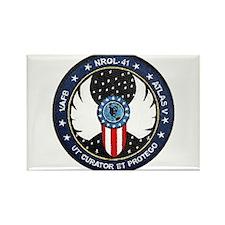NROL-41 Program Logo Rectangle Magnet