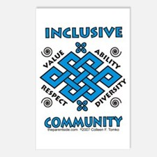 Inclusive Community Postcards (Package of 8)