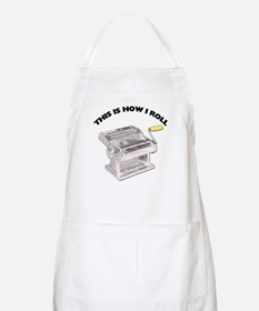 How I Roll Pasta BBQ Apron