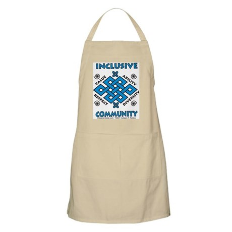 Inclusive Community BBQ Apron