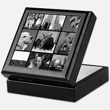 Your Photos Here - Photo Block Keepsake Box