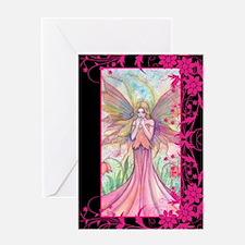 Wildflower Fairy Fantasy Art by Molly Harrison Gre