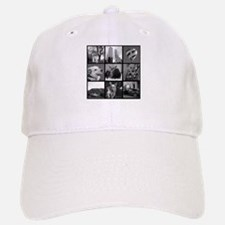 Your Photos Here - Photo Block Baseball Baseball Baseball Cap