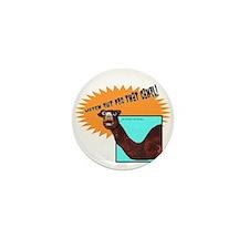 Weird Camel Mini Button (10 pack)