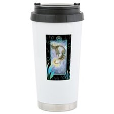 Deep Sea Moon Mermaid F Travel Mug