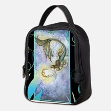 Deep Sea Moon Mermaid Fantasy A Neoprene Lunch Bag