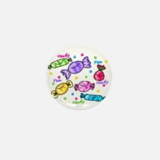 Candy Mini Button