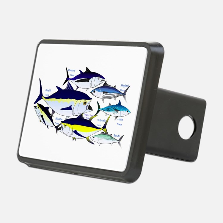 Custom fish hitch covers trailers trucks for Fish hitch cover