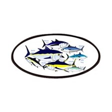 7 tuna Patches