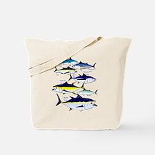 7 Tuna c Tote Bag