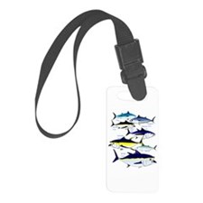 7 Tuna c Luggage Tag
